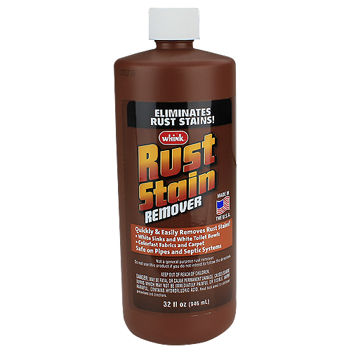 WHINK RUST STAIN REMOVER - 32 OZ