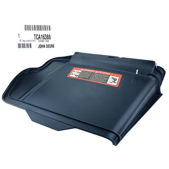 John Deere TCA16388 Mower Deck Guard / Side Discharge Chute