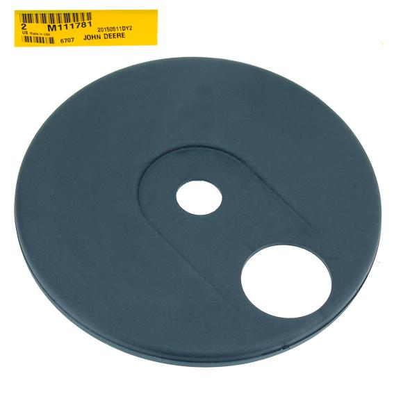 John Deere #M111781 Inner Wheel Cover / Shield