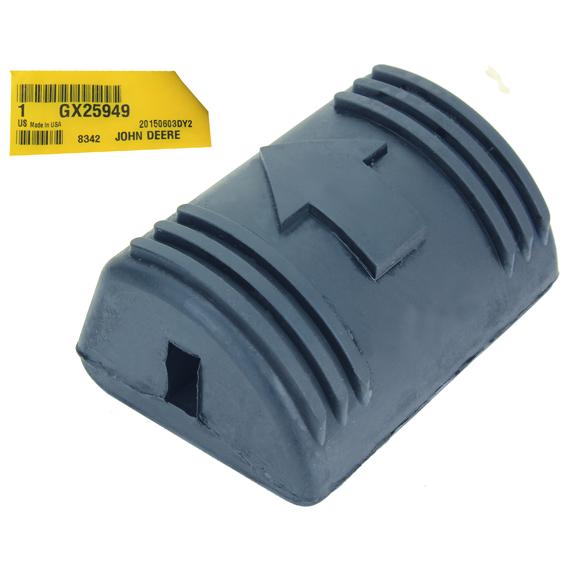John Deere #GX25949 Forward Pedal Pad