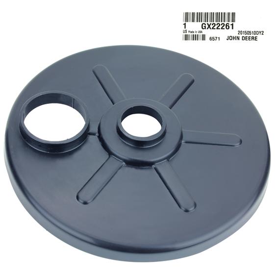John Deere #GX22261 Wheel Shield