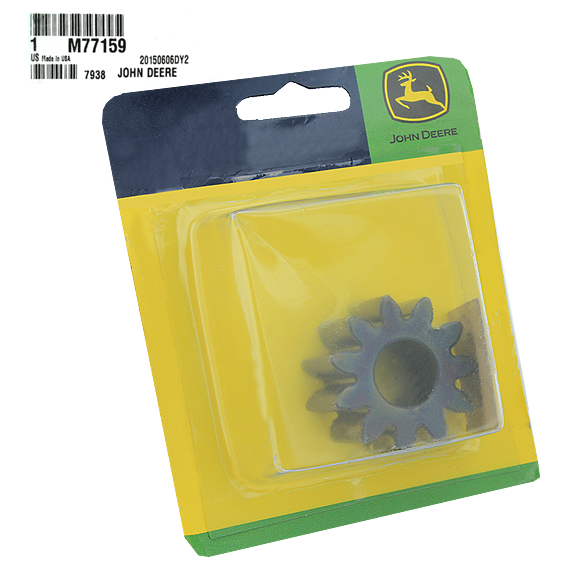 John Deere M77159 Pinion Gear