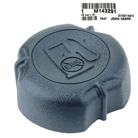 John Deere #M143291 Fuel Tank Cap