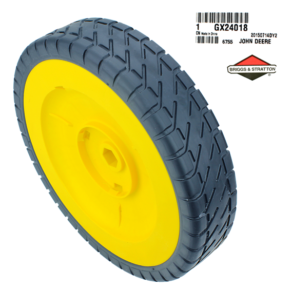 John Deere #GX24018 Wheel & Tire Assembly