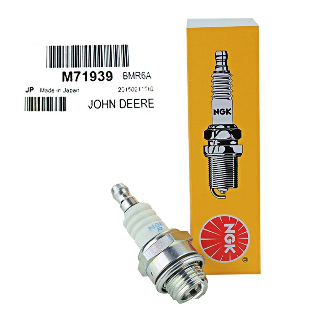 JOHN DEERE #M71939 SPARK PLUG