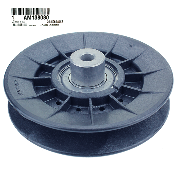 John Deere #AM138080 V-Idler Pulley