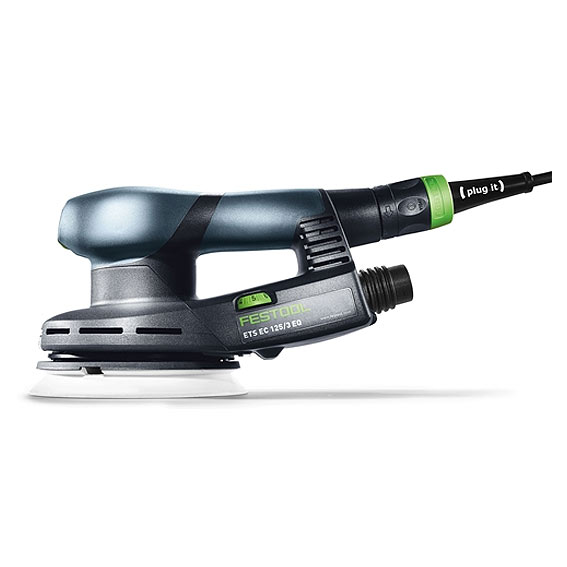Festool 571897 ETS EC 125/3 EQ-PLUS Random Orbit Sander