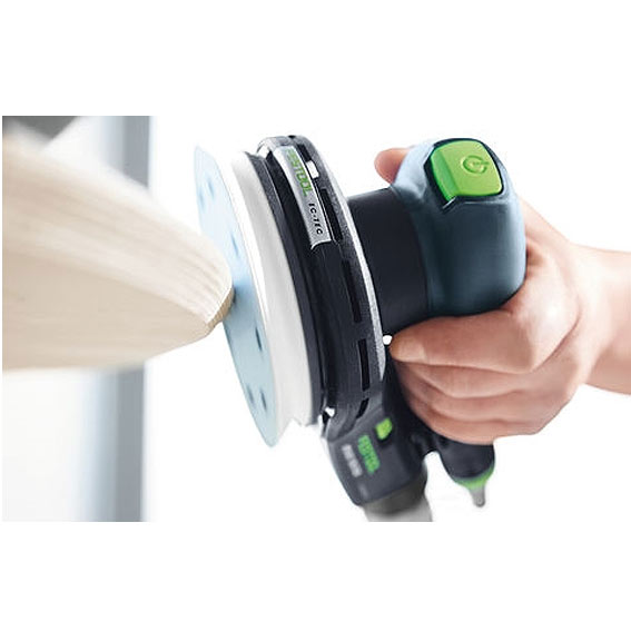 FESTOOL ETS EC 125/3 EQ-PLUS RANDOM ORBIT SANDER - IN USE #3
