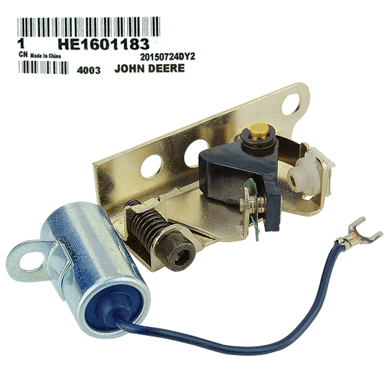 John Deere #HE1601183 Ignition Kit