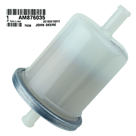 John Deere #AM876035 Fuel Filter