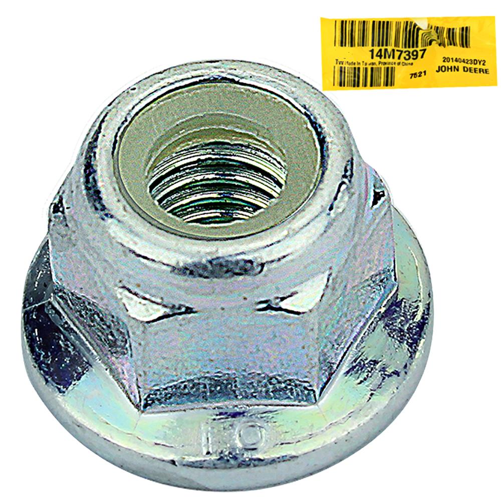 John Deere #14M7397 Lock Nut