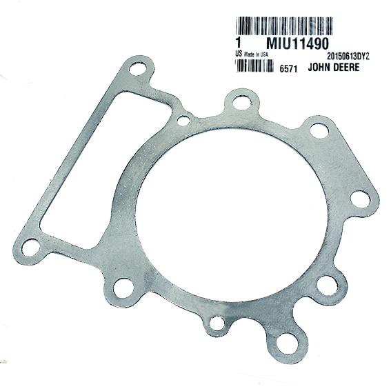 JOHN DEERE #MIU11490 ENGINE CYLINDER HEAD GASKET