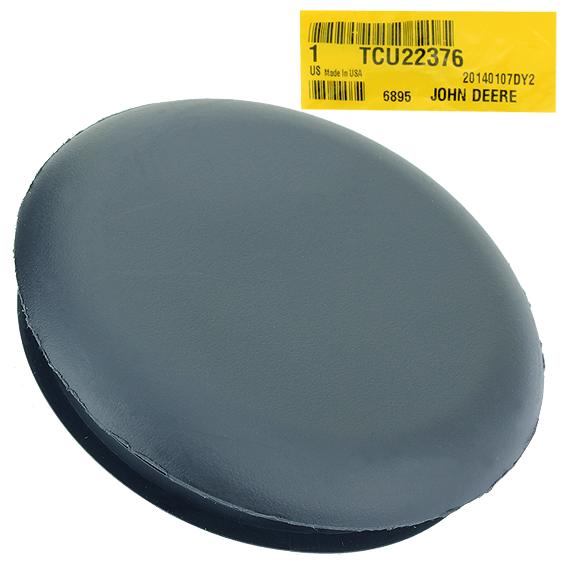 John Deere #TCU22376 Caster Plug