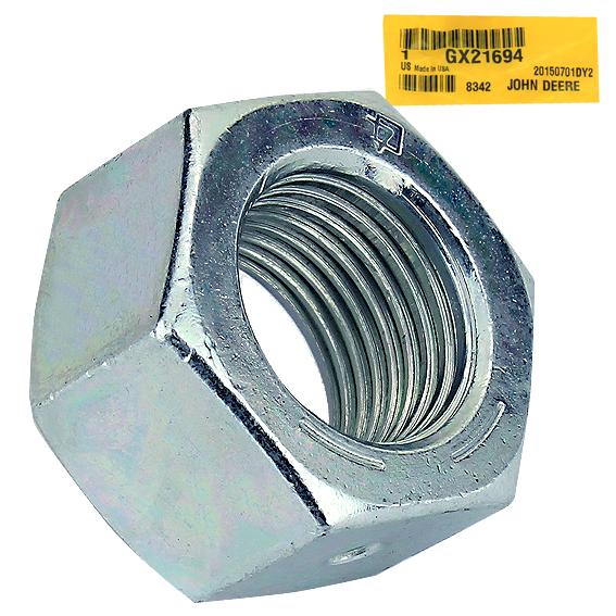 John Deere #GX21694 Lock Nut
