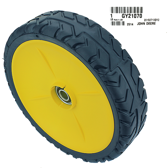 John Deere #GY21070 Wheel & Tire Assembly