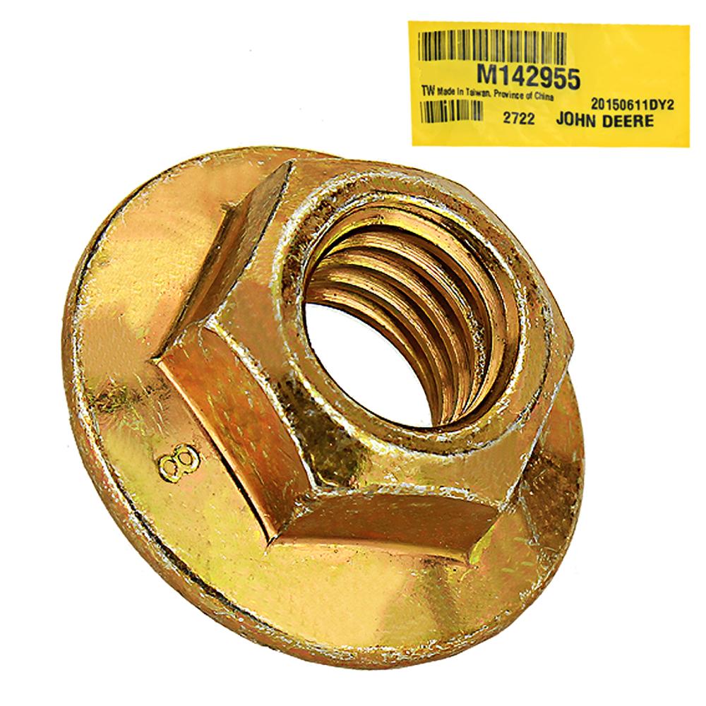 John Deere #M142955 Lock Nut