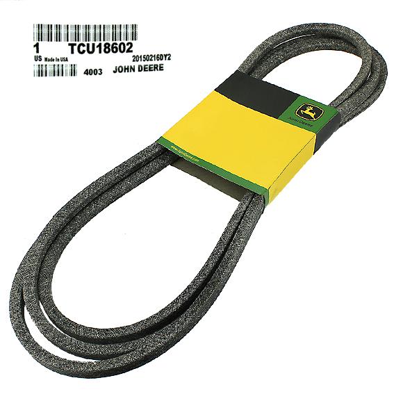 John Deere #TCU18602 Deck Drive Belt