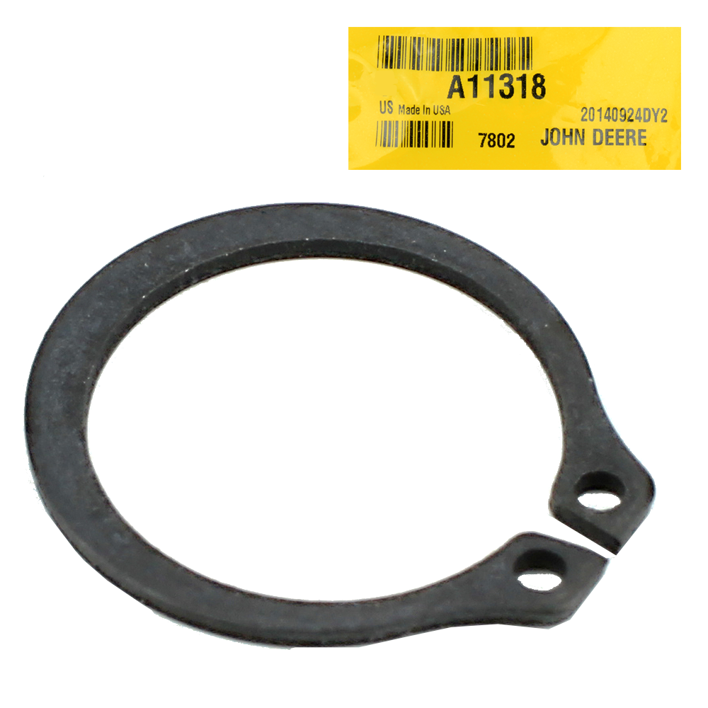John Deere #A11318 Snap Ring