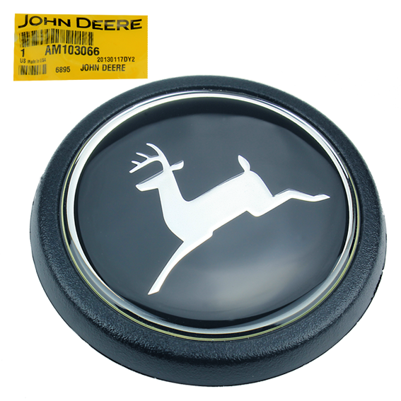 JOHN DEERE #AM103066 STEERING WHEEL CAP