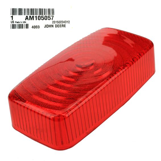 John Deere #AM105057 Tail Light Lamp