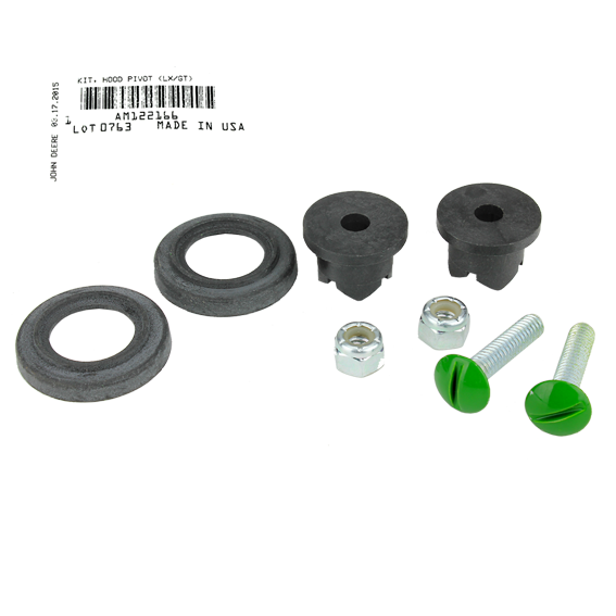 John Deere #AM122166 Hood Hinge Repair Kit