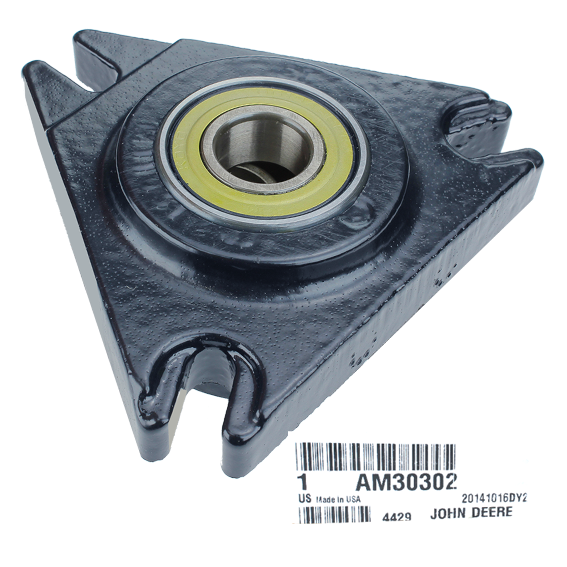 John Deere #AM30302 Blade Spindle Hub
