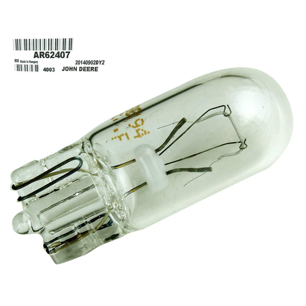 JOHN DEERE #AR62407 LIGHT BULB