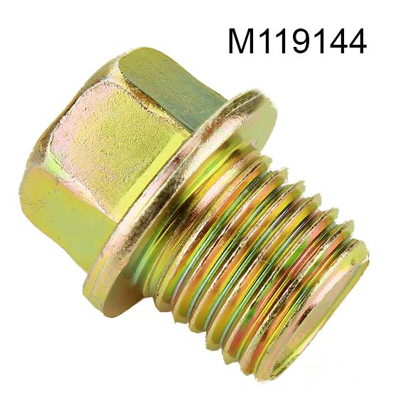 John Deere #M119144 Drain Plug