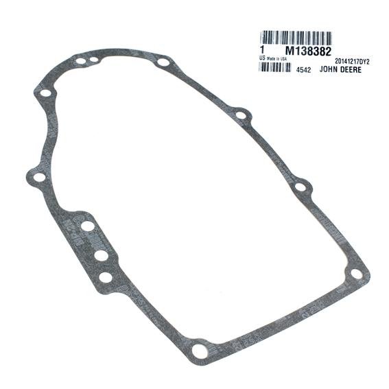John Deere #M138382 Crank Case Cover Gasket
