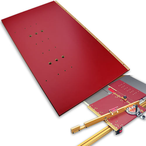 INCRA 5000 SLIDING CUT-OFF TABLE REPLACMENT PANEL