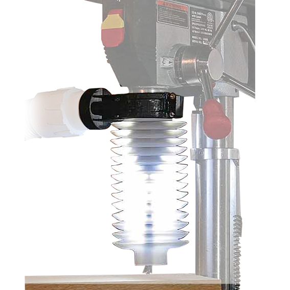 Drillnado Drill Press Dust Collection Kit