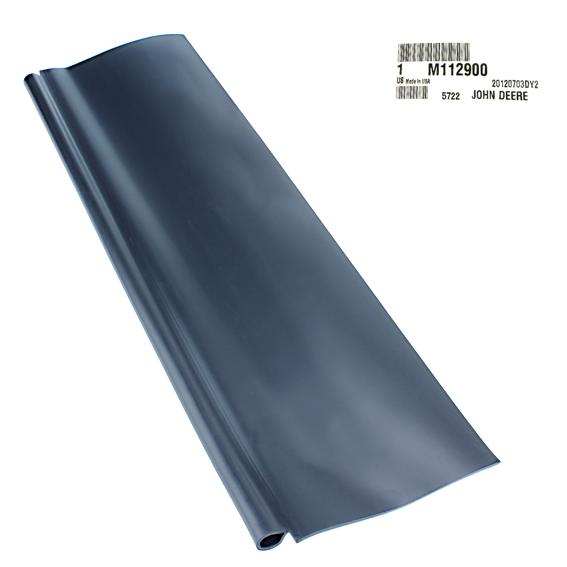 John Deere #M112900 Mower Deck Rear Shield