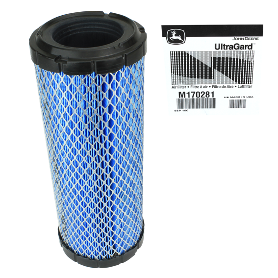 JOHN DEERE #M170281 AIR FILTER ELEMENT