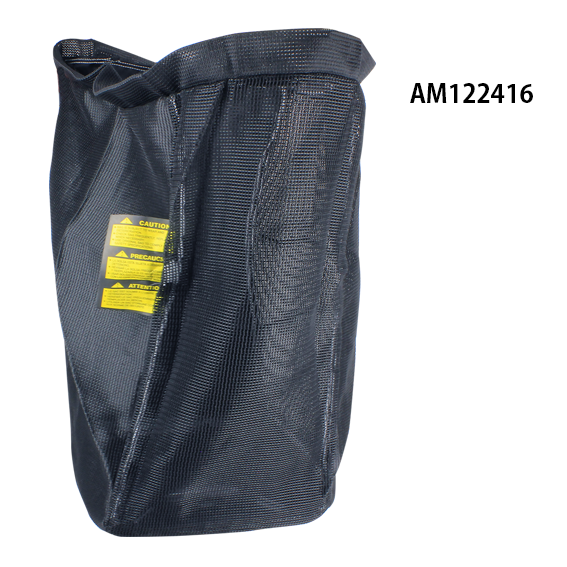 JOHN DEERE #AM122416 SET OF GRASS BAGS