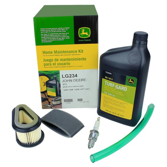 John Deere #LG234 Home Maintenance Kit for JX Series