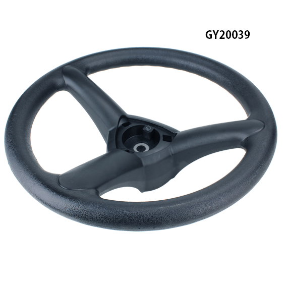JOHN DEERE #GY20039 STEERING WHEEL