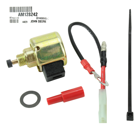John Deere #AM128242 Solenoid Kit