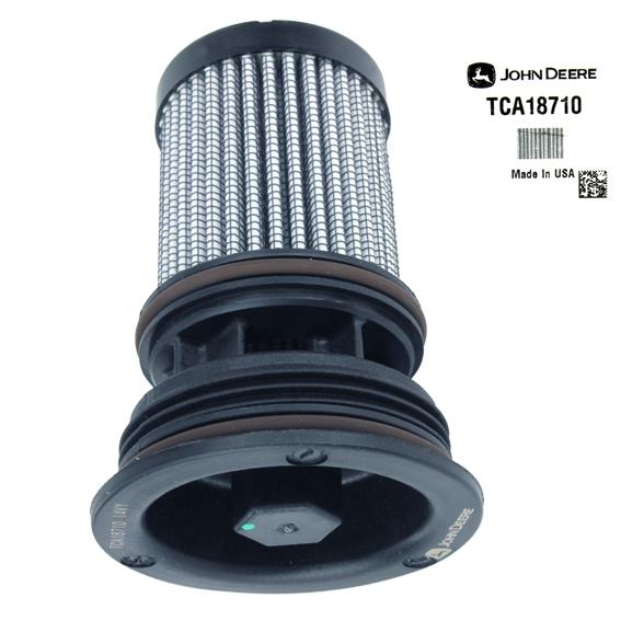 John Deere #TCA18710 Hydraulic Filter