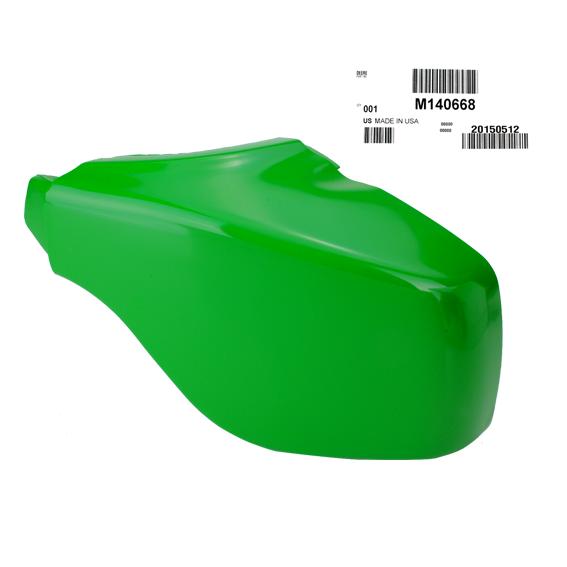John Deere #M140668 Right Front Bumper