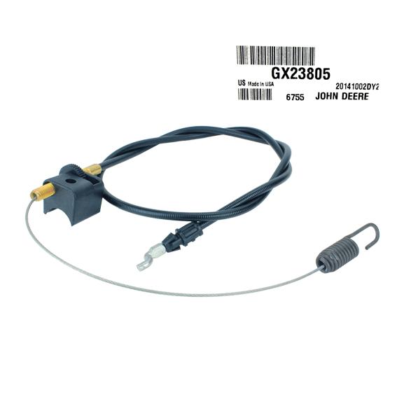 JOHN DEERE #GX23805 DRIVE CABLE