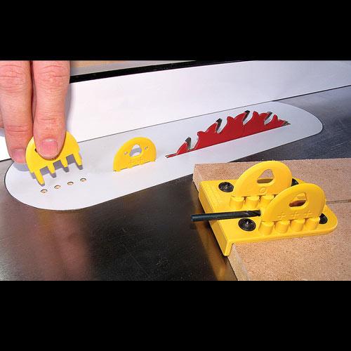 MicroJig #SP-0100TK MJ Splitter System - Thin Kerf