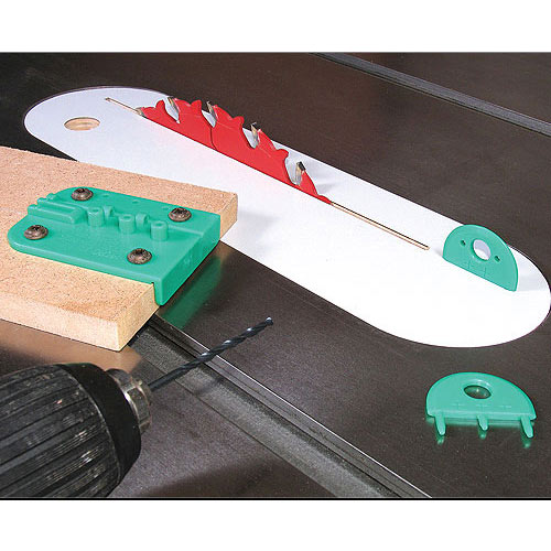 Table saw safety micro jig mj splitter standard kerf Table saw splitter