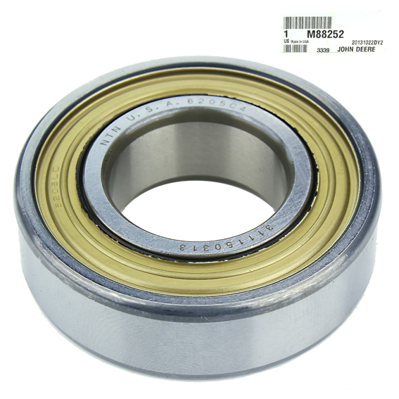 JOHN DEERE #M88252 BALL BEARING