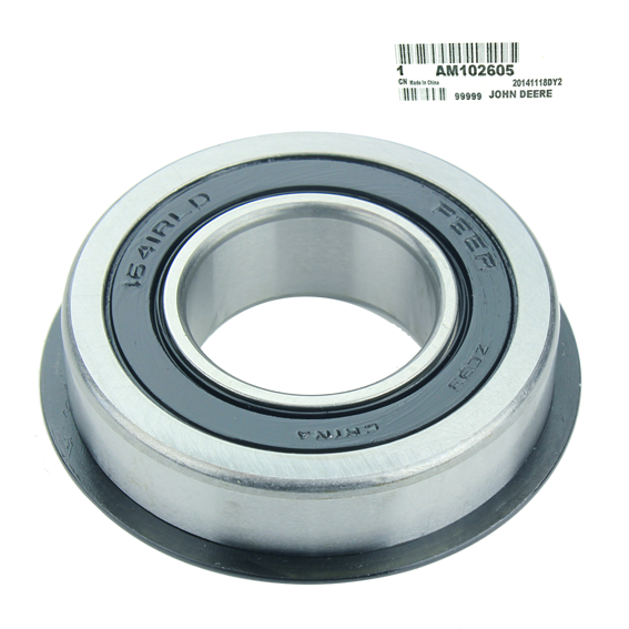 JOHN DEERE #AM102605 BALL BEARING