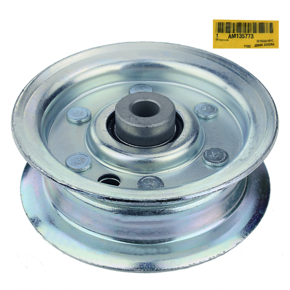 John Deere #AM135773 Idler Pulley