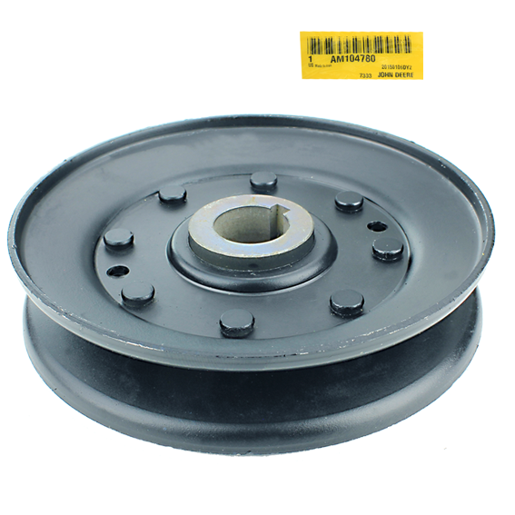 John Deere #AM104780 Pulley