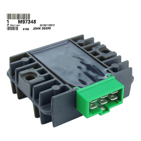 John Deere #M97348 Voltage Regulator