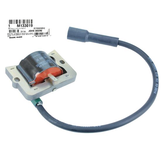 John Deere Original Equipment Electrical Connector Assy #T28585