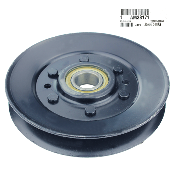 John Deere #AM38171 V-Idler Pulley