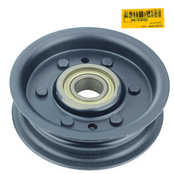 John Deere #AM103480 Idler Pulley